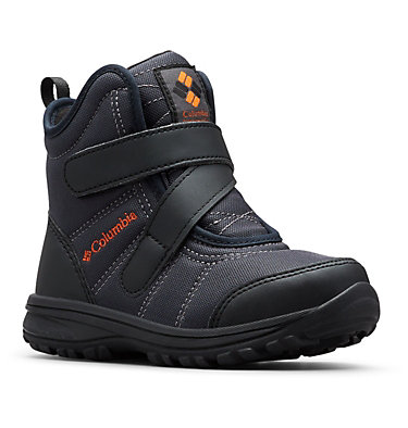 Big Kids' Fairbanks™ Boot YOUTH FAIRBANKS™ | 053 | 1, Graphite, Heatwave, 3/4 front