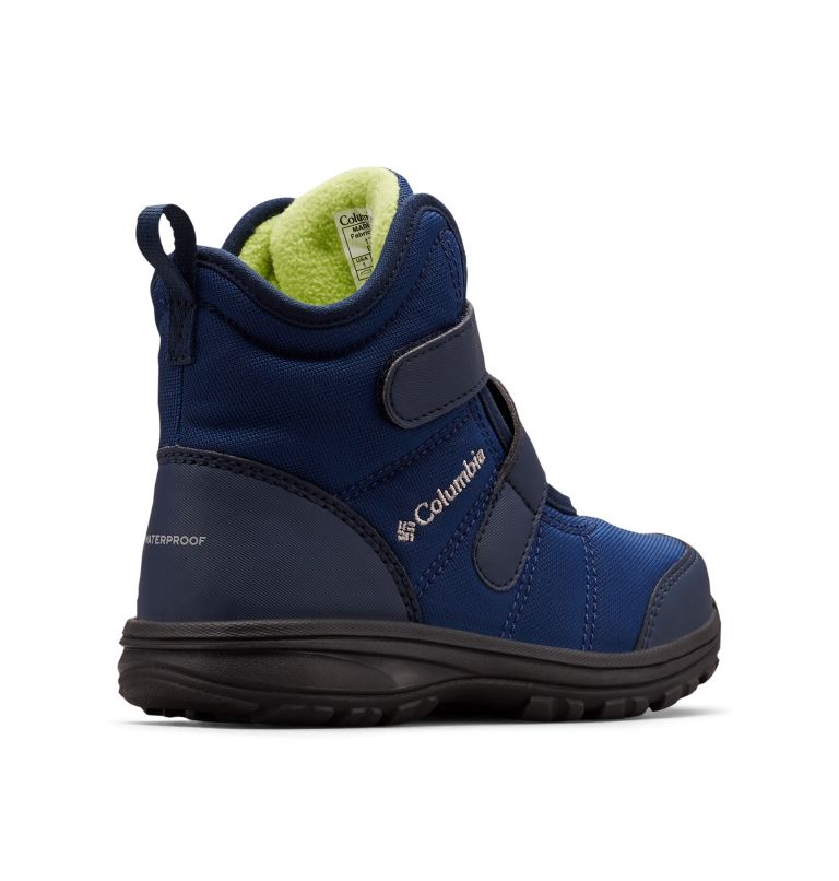 YOUTH FAIRBANKS™ | 476 | 7 Big Kids' Fairbanks™ Boot, Royal, Fission, 3/4 back