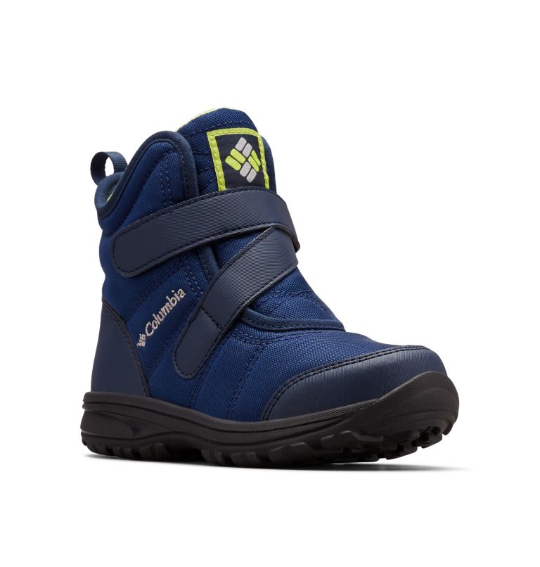 YOUTH FAIRBANKS™ | 476 | 7 Big Kids' Fairbanks™ Boot, Royal, Fission, 3/4 front
