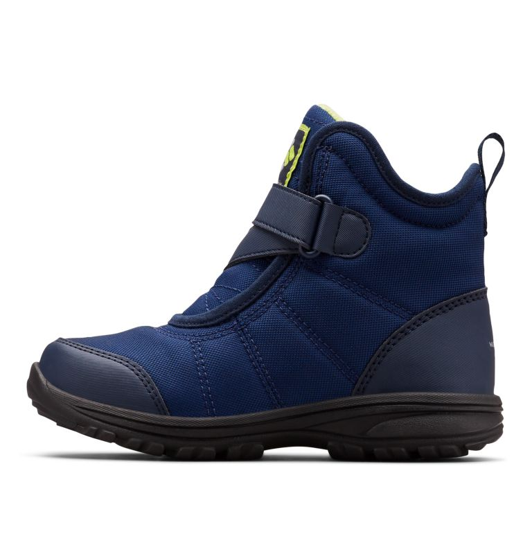 YOUTH FAIRBANKS™ | 476 | 7 Big Kids' Fairbanks™ Boot, Royal, Fission, medial