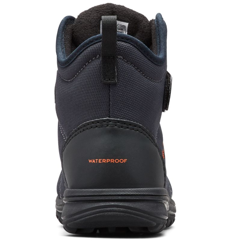 CHILDRENS FAIRBANKS™ | 053 | 12 Kids' Fairbanks™ Shoe, Graphite, Heatwave, back