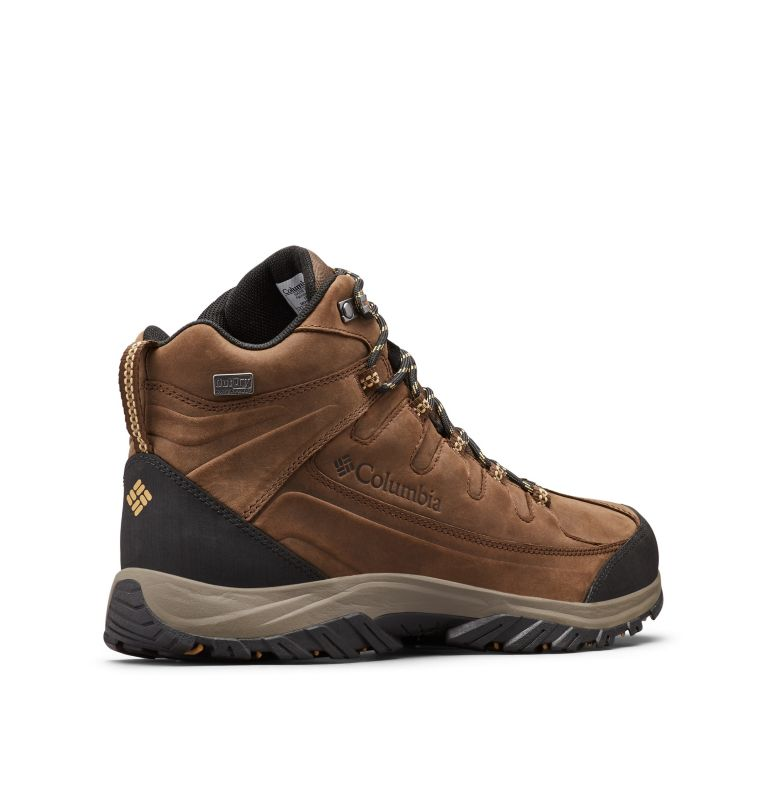 Men's Terrebonne™ II Mid OutDry™ Hiking Shoe Men's Terrebonne™ II Mid OutDry™ Hiking Shoe, 3/4 back