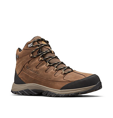 Men's Terrebonne™ II Outdry™ Mid-Cut Trail Shoes , 3/4 front