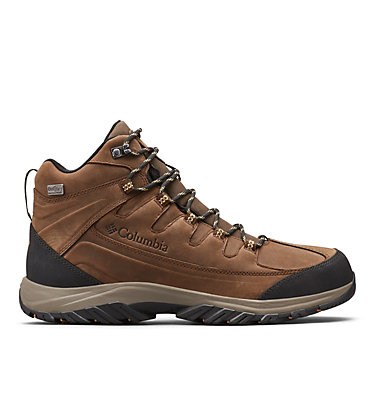 Men's Terrebonne™ II Outdry™ Mid-Cut Trail Shoes TERREBONNE™ II MID OUTDRY™ | 010 | 10, Mud, Curry, front