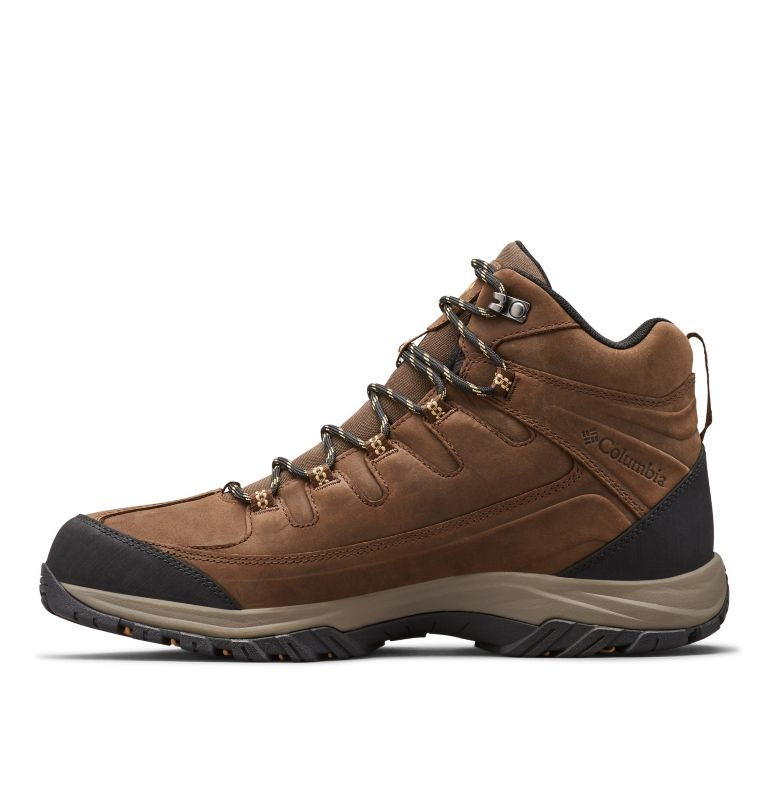 Men's Terrebonne™ II Mid OutDry™ Hiking Shoe Men's Terrebonne™ II Mid OutDry™ Hiking Shoe, medial
