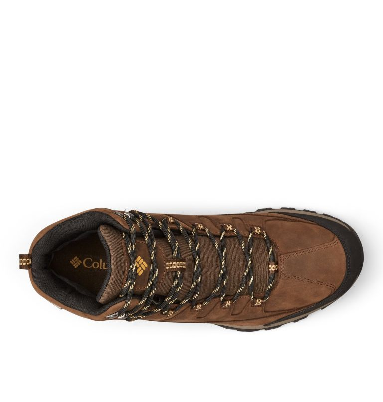 TERREBONNE™ II MID OUTDRY™ | 255 | 7 Scarpe Terrebonne™ II Outdry™ Mid-Cut Trail da uomo, Mud, Curry, top