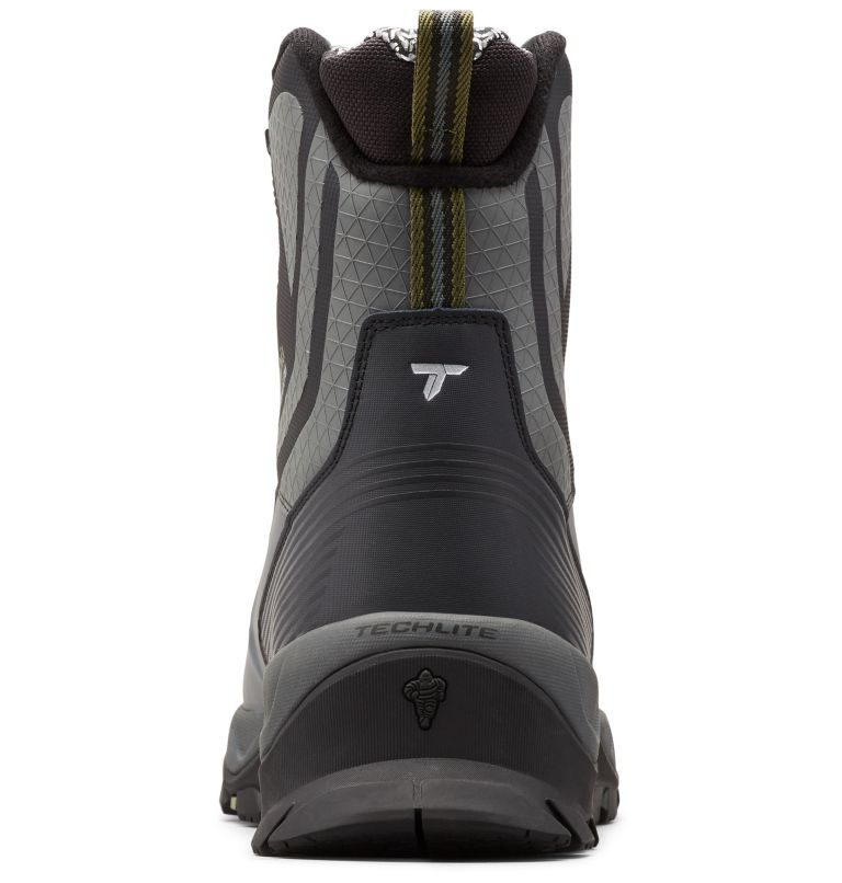 Men's Powderhouse™ Titanium Omni-Heat™ 3D OutDry™ Boot Men's Powderhouse™ Titanium Omni-Heat™ 3D OutDry™ Boot, back