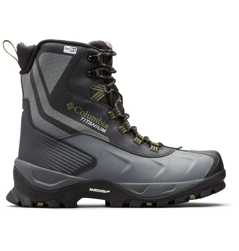 Men's Powderhouse™ Titanium Omni-Heat™ 3D OutDry™ Boot Men's Powderhouse™ Titanium Omni-Heat™ 3D OutDry™ Boot, front