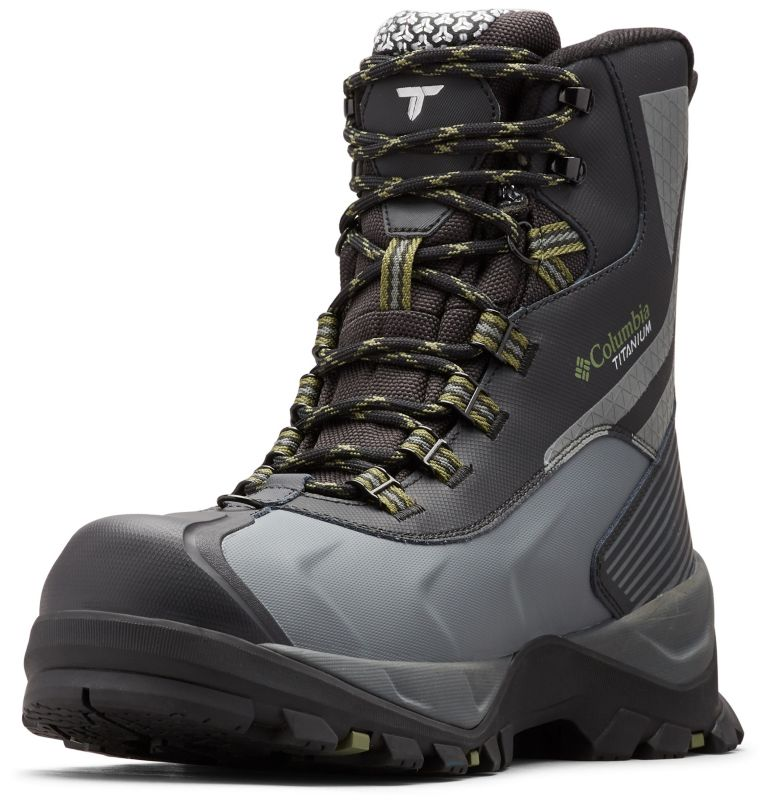 Men's Powderhouse™ Titanium Omni-Heat™ 3D OutDry™ Boot Men's Powderhouse™ Titanium Omni-Heat™ 3D OutDry™ Boot
