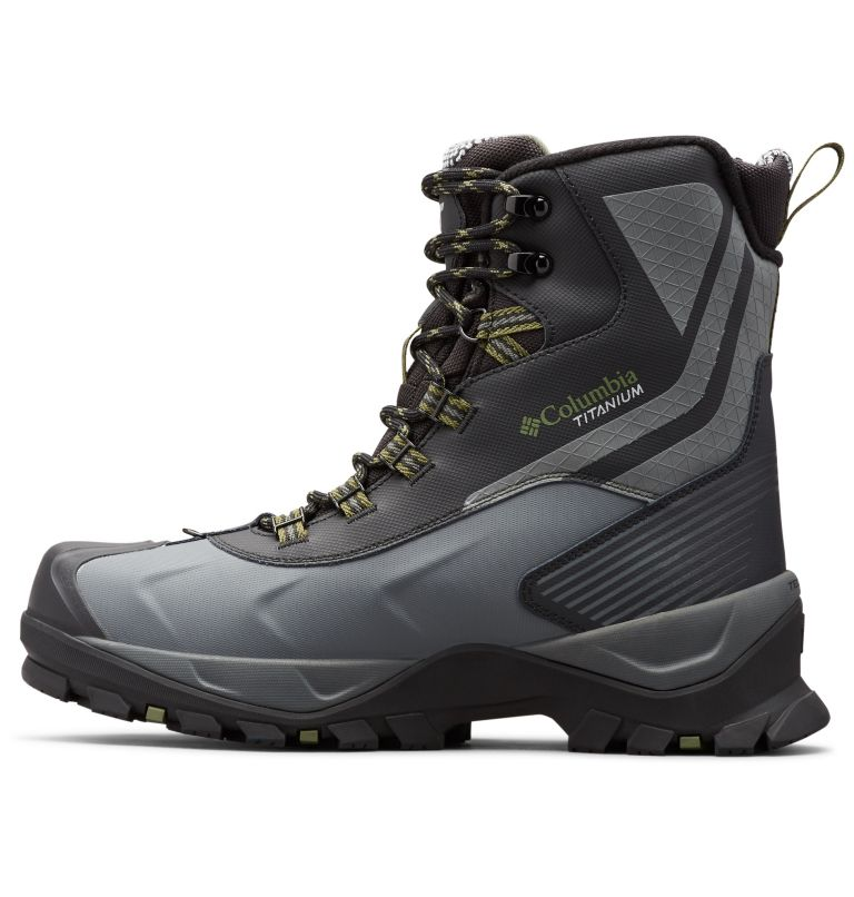 Men's Powderhouse™ Titanium Omni-Heat™ 3D OutDry™ Boot Men's Powderhouse™ Titanium Omni-Heat™ 3D OutDry™ Boot, medial
