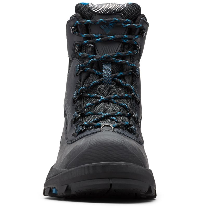 BUGABOOT™ PLUS IV OMNI-HEAT™ | 010 | 7 Men's Bugaboot™ Plus IV Omni-Heat™ Snow Boots, Black, Phoenix Blue, toe