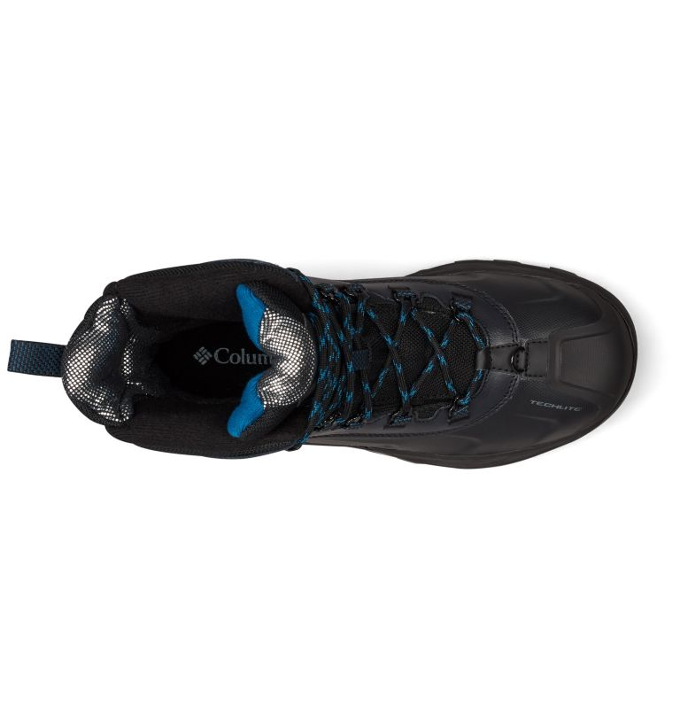 BUGABOOT™ PLUS IV OMNI-HEAT™ | 010 | 7 Men's Bugaboot™ Plus IV Omni-Heat™ Snow Boots, Black, Phoenix Blue, top