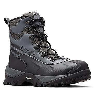 Men's Bugaboot™ Plus IV Omni-Heat™ Boot BUGABOOT™ PLUS IV OMNI-HEAT™ | 010 | 10, Graphite, Black, 3/4 front