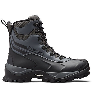 Men's Bugaboot™ Plus IV Omni-Heat™ Snow Boots BUGABOOT™ PLUS IV OMNI-HEAT™ | 010 | 7, Graphite, Black, front