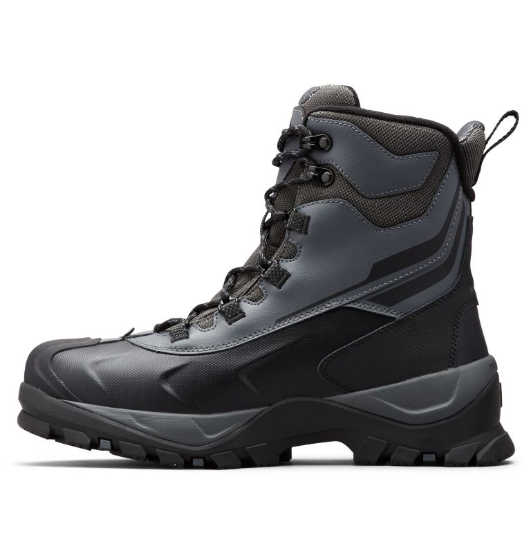 Men's Bugaboot™ Plus IV Omni-Heat™ Snow Boots Men's Bugaboot™ Plus IV Omni-Heat™ Snow Boots, medial