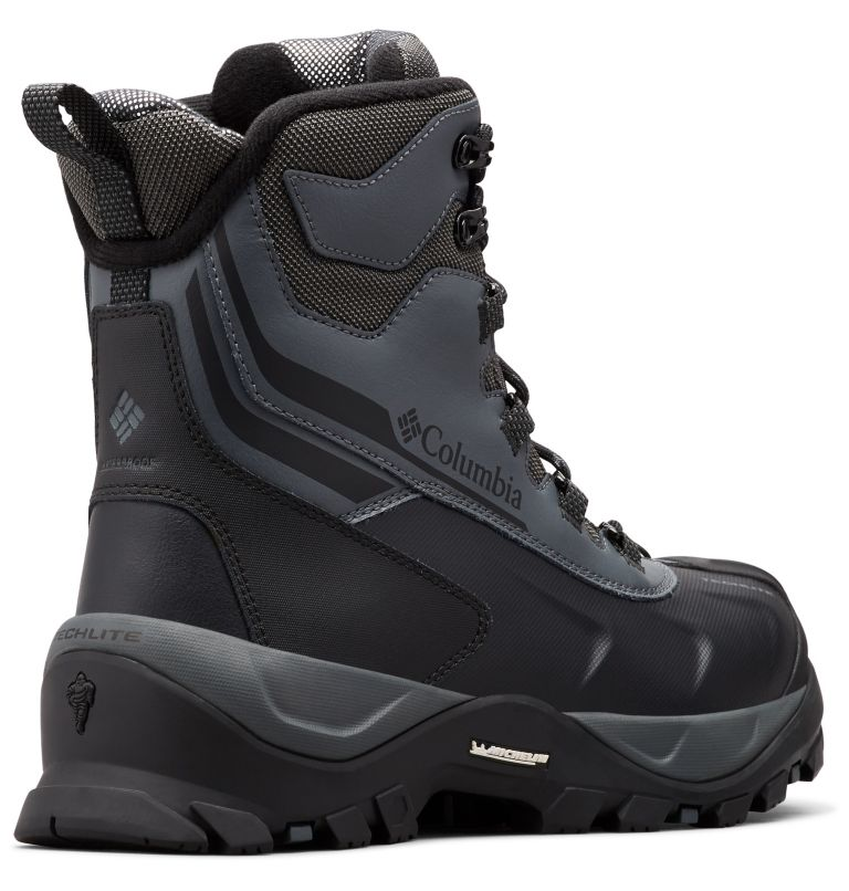 Men's Bugaboot™ Plus IV Omni-Heat™ Boot - Wide Men's Bugaboot™ Plus IV Omni-Heat™ Boot - Wide, 3/4 back