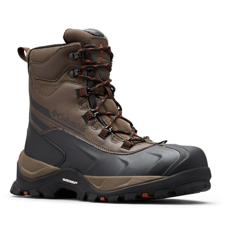 Men's Bugaboot™ Plus IV Omni-Heat™ Boot - Wide Men's Bugaboot™ Plus IV Omni-Heat™ Boot - Wide, 3/4 front
