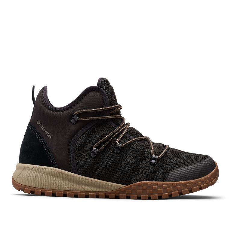 FAIRBANKS™ 503 | 010 | 14 Men's Fairbanks™ 503 Mid Shoe, Black, Mud, front