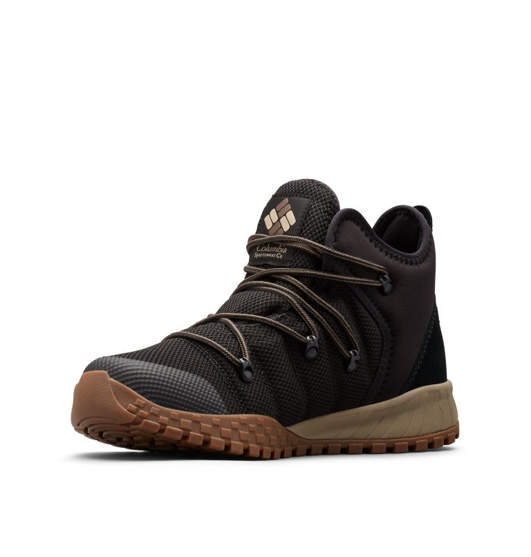 FAIRBANKS™ 503 | 010 | 14 Men's Fairbanks™ 503 Mid Shoe, Black, Mud