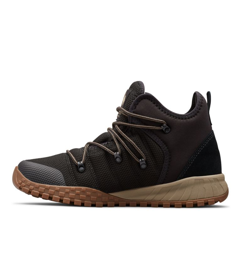 FAIRBANKS™ 503 | 010 | 14 Men's Fairbanks™ 503 Mid Shoe, Black, Mud, medial