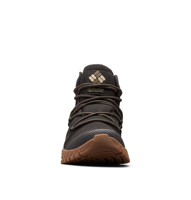 FAIRBANKS™ 503 | 010 | 14 Men's Fairbanks™ 503 Mid Shoe, Black, Mud, toe