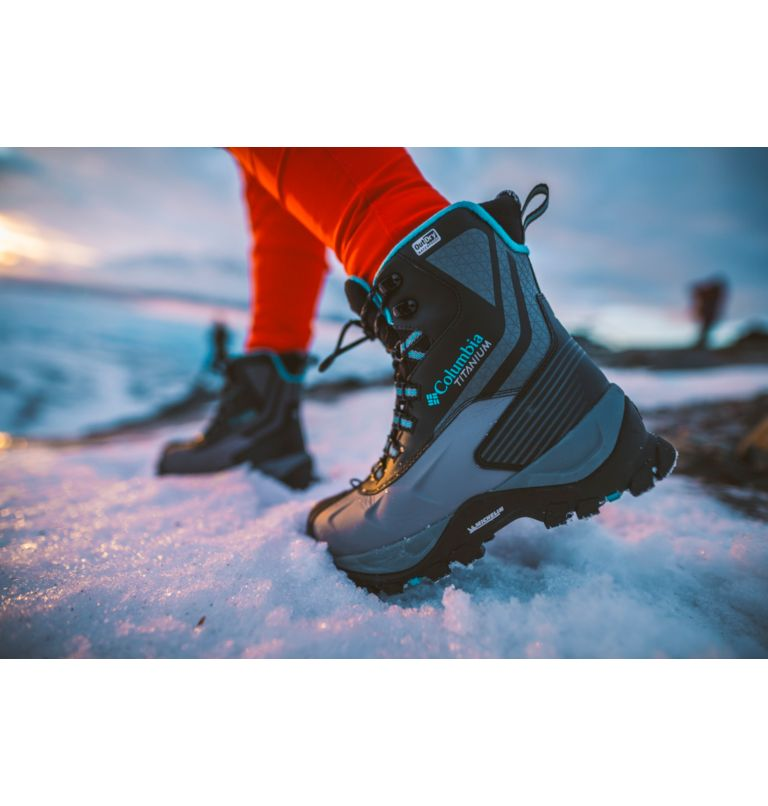 Women's Powderhouse Titanium Omni-Heat™ 3D OutDry™ Boot Women's Powderhouse Titanium Omni-Heat™ 3D OutDry™ Boot, a9