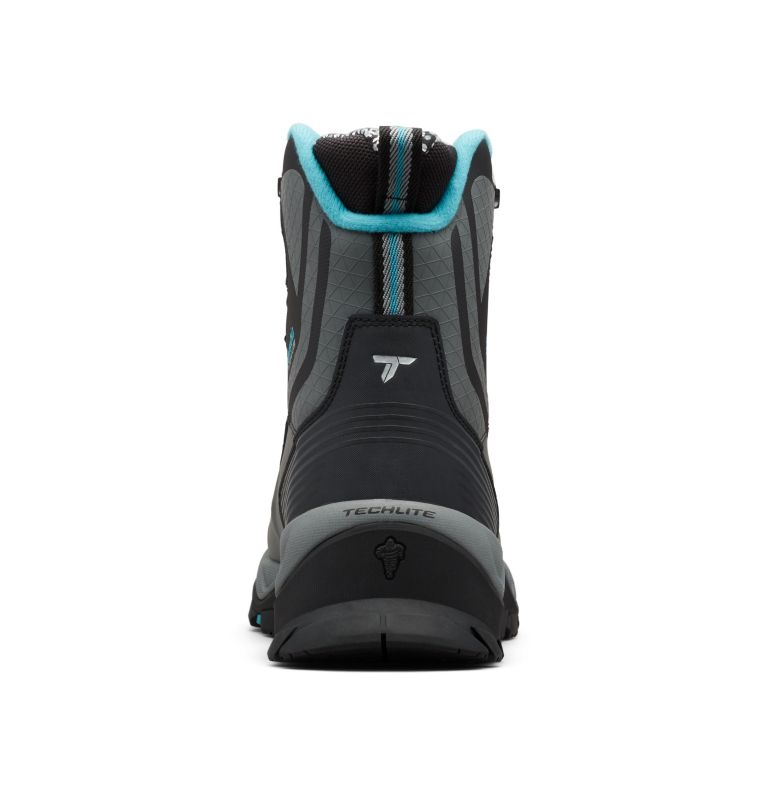 Women's Powderhouse Titanium Omni-Heat™ 3D OutDry™ Boot Women's Powderhouse Titanium Omni-Heat™ 3D OutDry™ Boot, back