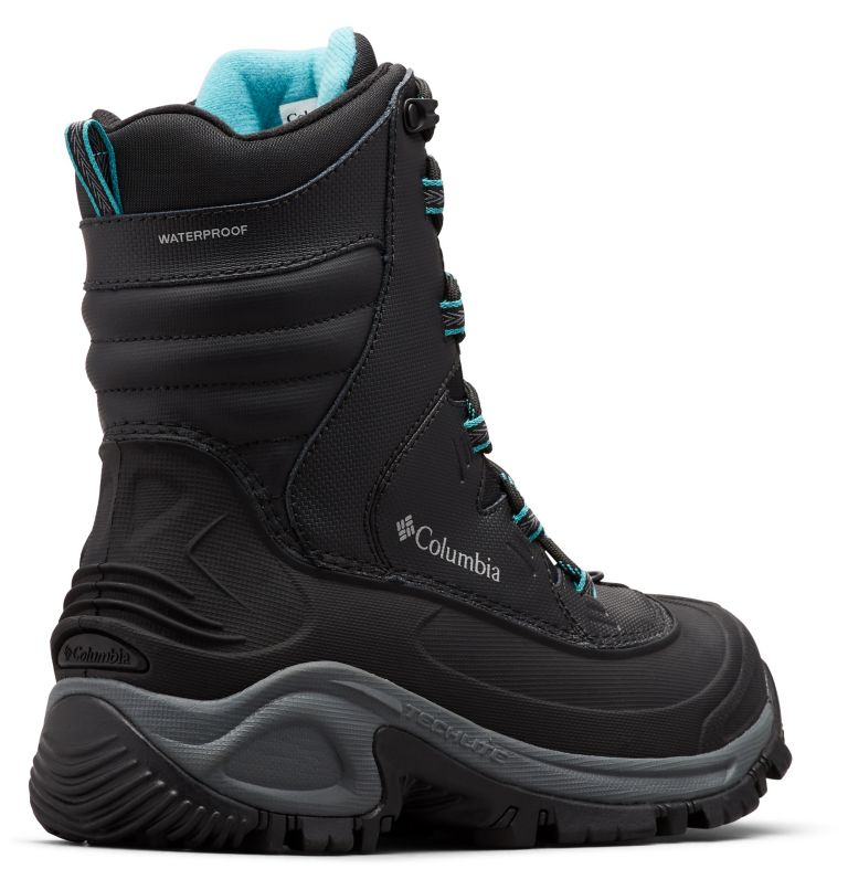 BUGABOOT™ III | 010 | 9.5 Women's Bugaboot™ III Boot, Black, Pacific Rim, 3/4 back