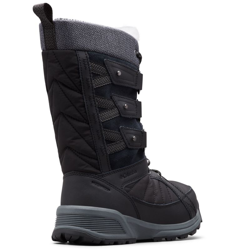 MEADOWS™ OMNI-HEAT™ 3D | 010 | 5 Women's Meadows™ Omni-Heat™ 3D Boot, Black, Steam, 3/4 back