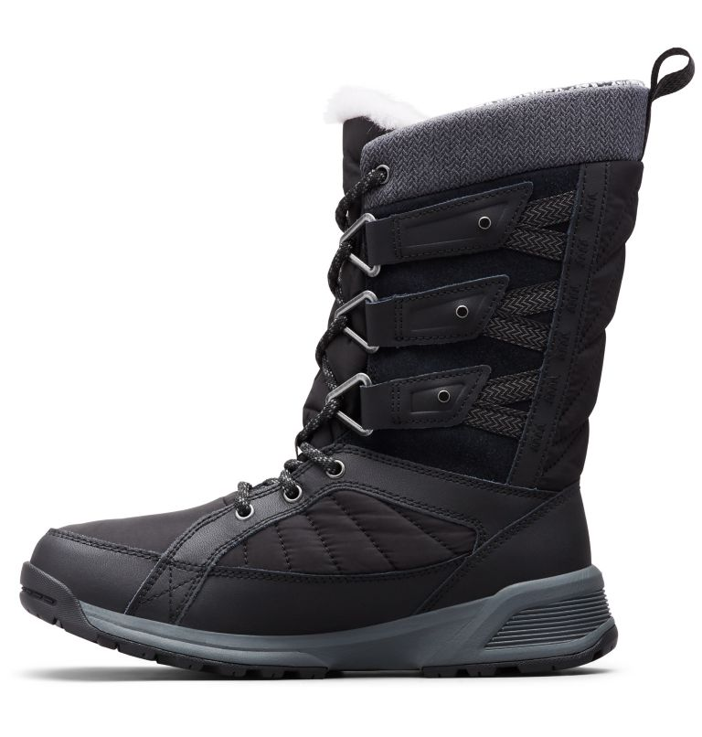 MEADOWS™ OMNI-HEAT™ 3D | 010 | 5 Women's Meadows™ Omni-Heat™ 3D Boot, Black, Steam, medial