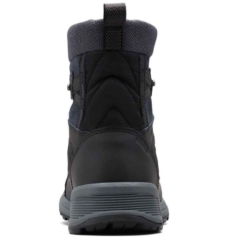 MEADOWS™ SHORTY OMNI-HEAT™ 3D | 010 | 6.5 Scarponi da neve Meadows™ Omni-Heat™ Mid-Cut da donna, Black, Steam, back