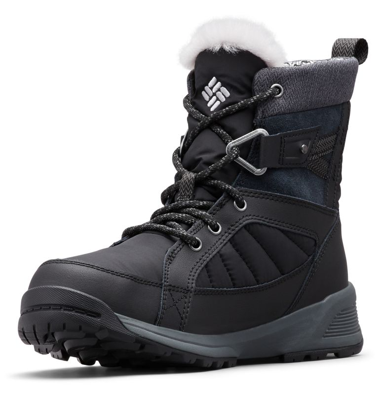 MEADOWS™ SHORTY OMNI-HEAT™ 3D | 010 | 6.5 Scarponi da neve Meadows™ Omni-Heat™ Mid-Cut da donna, Black, Steam