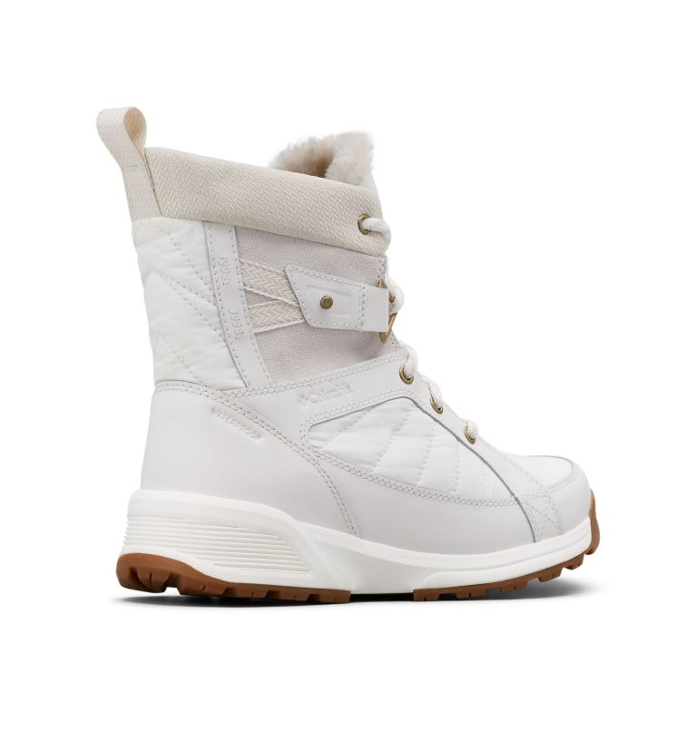 MEADOWS™ SHORTY OMNI-HEAT™ 3D | 125 | 7.5 Scarponi da neve Meadows™ Omni-Heat™ Mid-Cut da donna, Sea Salt, Rosewood, 3/4 back