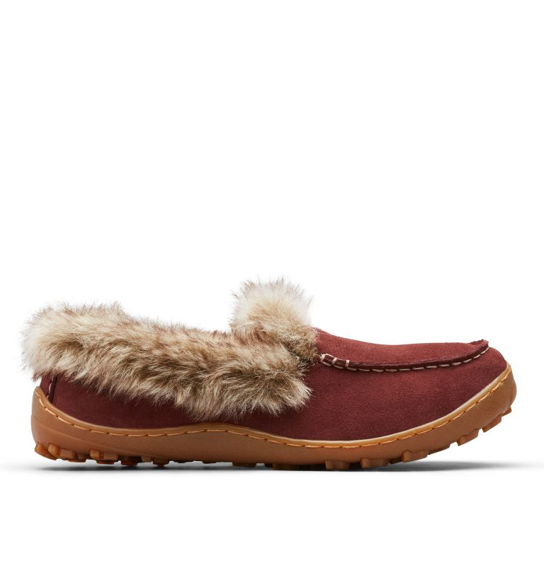 MINX™ OMNI-HEAT™ | 259 | 9.5 Women's Minx™ Omni-Heat™ Slipper, Madder Brown, Ancient Fossil, front