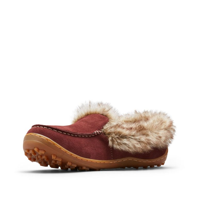 MINX™ OMNI-HEAT™ | 259 | 9.5 Women's Minx™ Omni-Heat™ Slipper, Madder Brown, Ancient Fossil