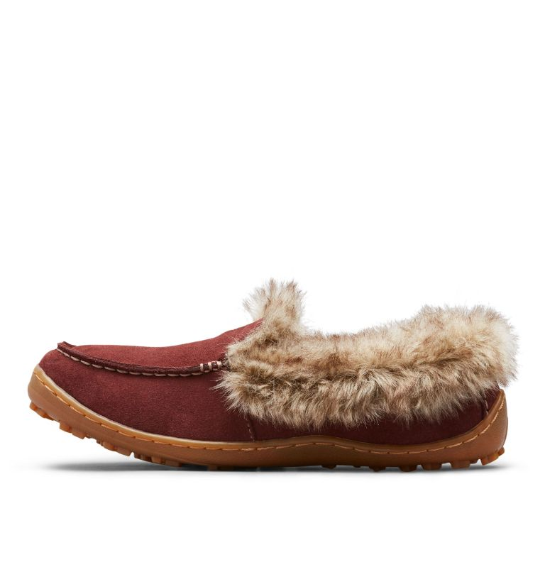 MINX™ OMNI-HEAT™ | 259 | 9.5 Women's Minx™ Omni-Heat™ Slipper, Madder Brown, Ancient Fossil, medial
