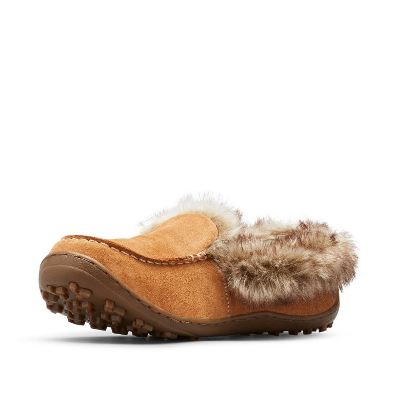 MINX™ OMNI-HEAT™ | 286 | 7 Women's Minx™ Omni-Heat™ Slipper, Elk, Ancient Fossil