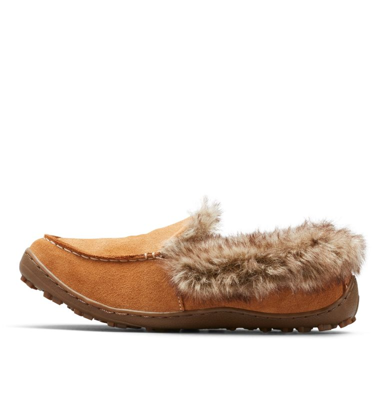 MINX™ OMNI-HEAT™ | 286 | 7 Women's Minx™ Omni-Heat™ Slipper, Elk, Ancient Fossil, medial