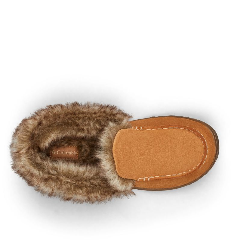 MINX™ OMNI-HEAT™ | 286 | 7 Women's Minx™ Omni-Heat™ Slipper, Elk, Ancient Fossil, top