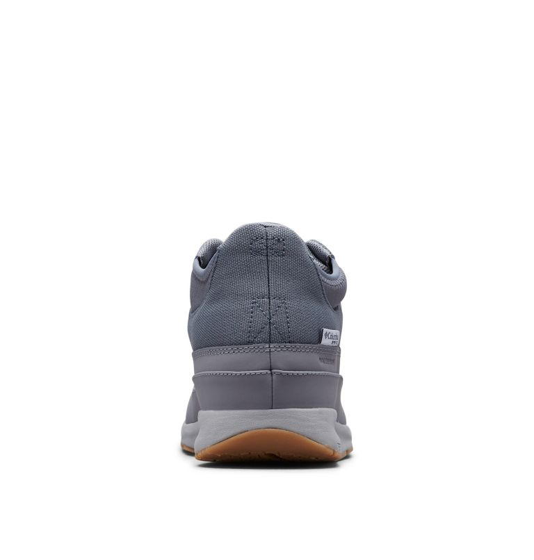 DELRAY™ DUCK PFG | 053 | 7.5 Men's Delray™ PFG Duck Shoe, Graphite, White, back