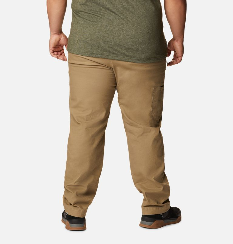 Flex ROC™ Pant | 251 | 48 Men's Flex ROC™ Pants - Big, Flax, back