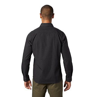 Men's Riveter Twill™ Long Sleeve Shirt Riveter Twill™ Long Sleeve Shi | 233 | L, Stealth Grey, back