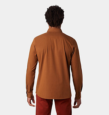 Men's Riveter Twill™ Long Sleeve Shirt Riveter Twill™ Long Sleeve Shi | 233 | L, Golden Brown, back