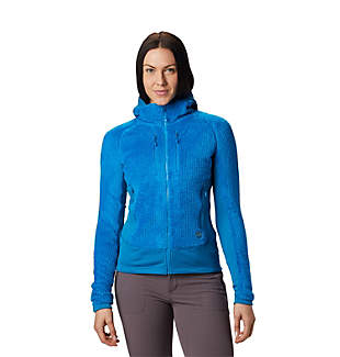 Women's Monkey Woman™ Grid Hooded Jacket