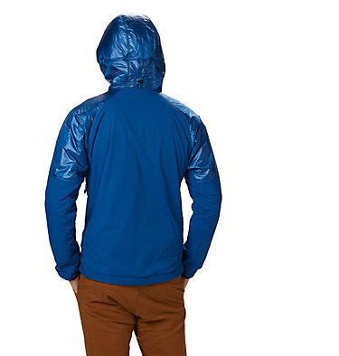 Men's Kor Strata™ Alpine Hoody Kor Strata™ Alpine Hoody | 448 | L, Nightfall Blue, back