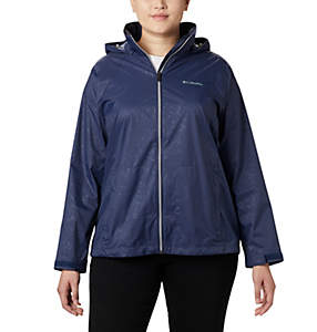 Women's Switchback™ III Printed Jacket – Plus Size