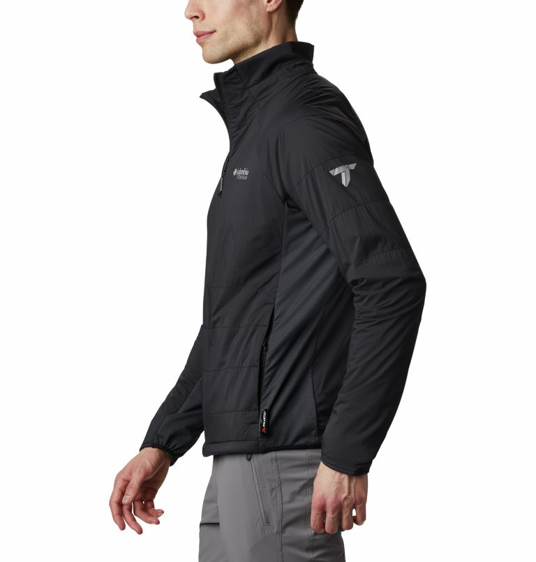 Alpine Traverse™ Jacket | 010 | S Veste Alpine Traverse™ Homme, Black, a1
