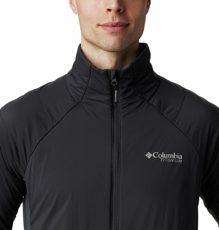 Alpine Traverse™ Jacket | 010 | S Veste Alpine Traverse™ Homme, Black, a2