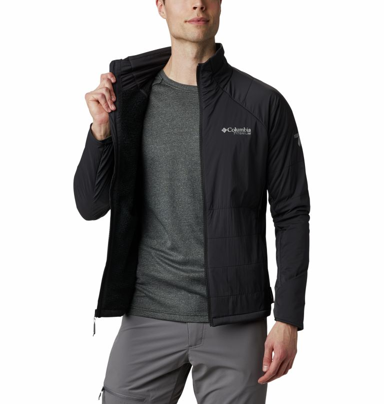 Alpine Traverse™ Jacket | 010 | S Veste Alpine Traverse™ Homme, Black, a3