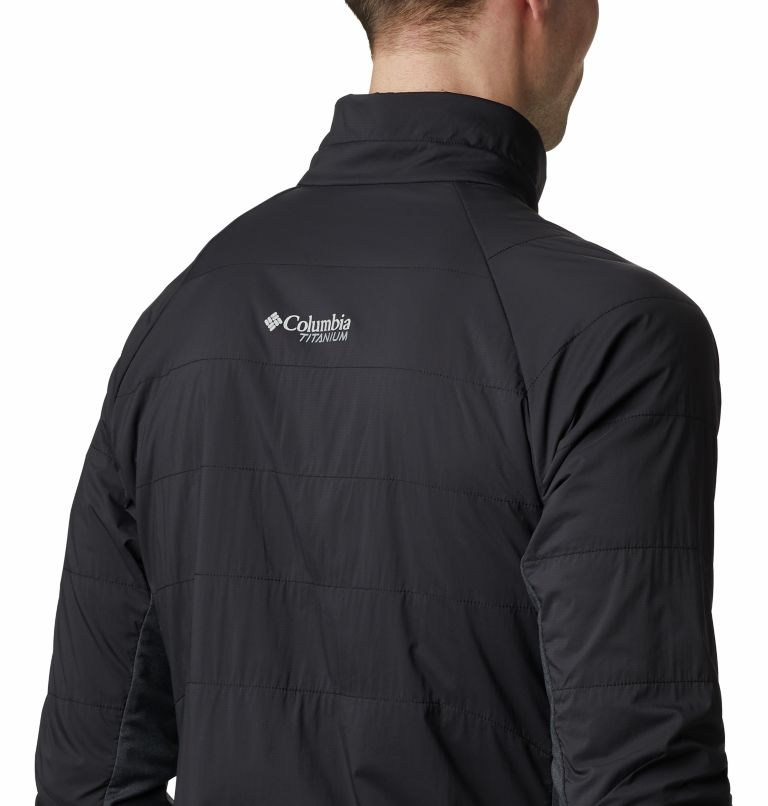 Alpine Traverse™ Jacket | 010 | XXL Men's Alpine Traverse™ Jacket, Black, a4